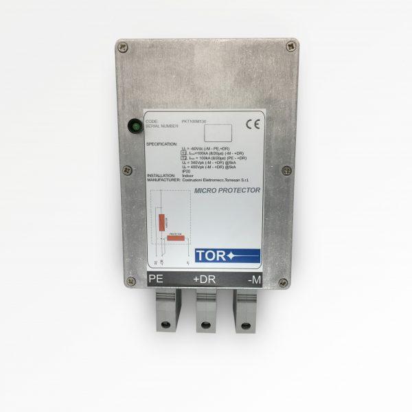 Box per sistemi di protezione catodica